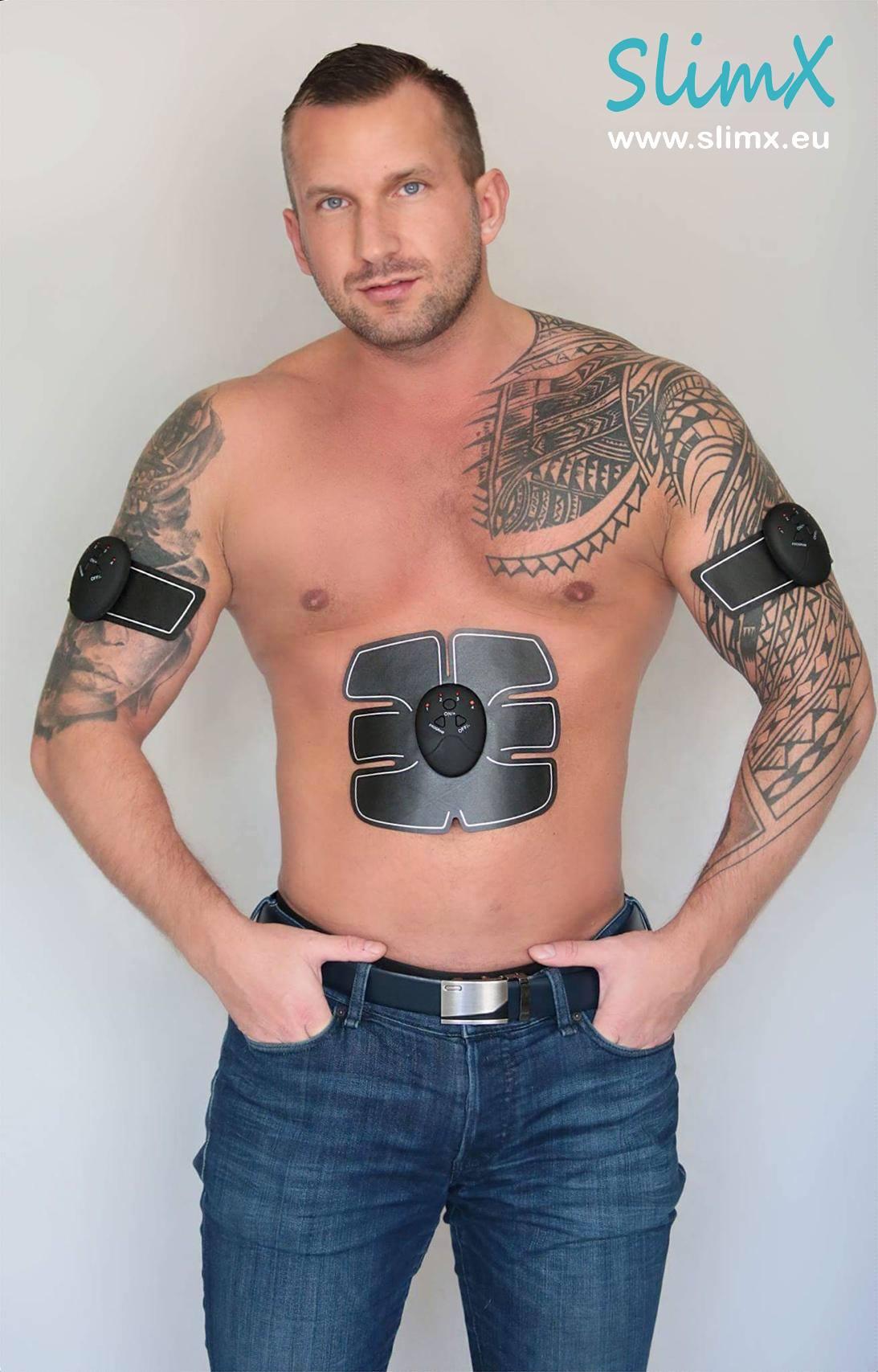 Elktrostymulator mięśni SlimX