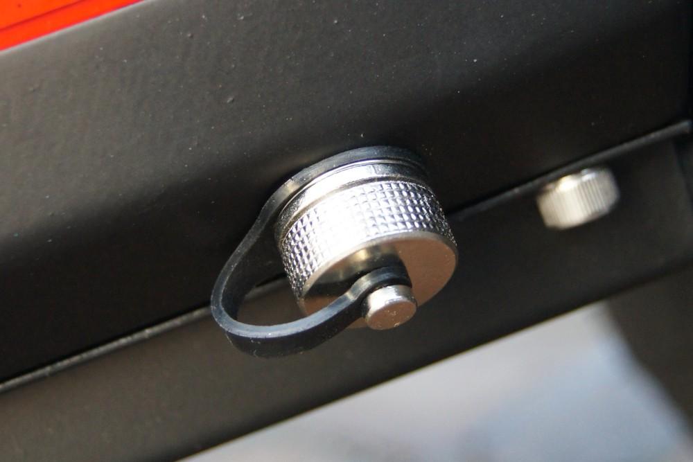 Wodoodporny port ładowania VELEX OFF-ROAD X1
