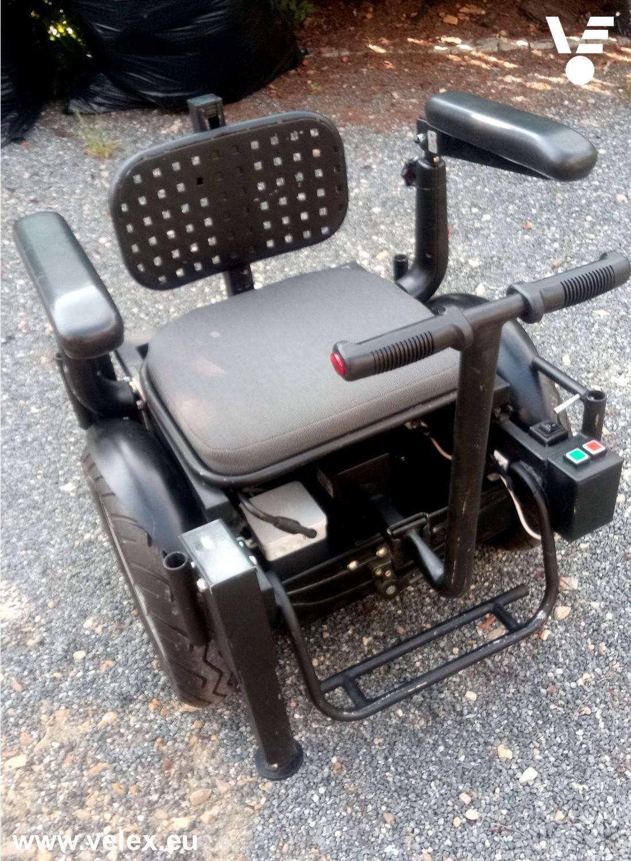 Wózek inwalidzki VELEX C1