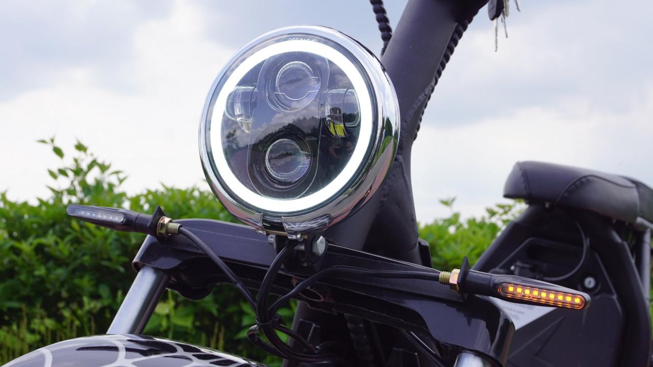 Lampa w VELEX Comfort wersja 2