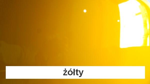Kolor nadkola w hulajnodze VELEX - yellow