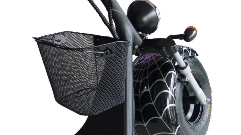 Koszyk na zakupy do skutera elektrycznego VELEX