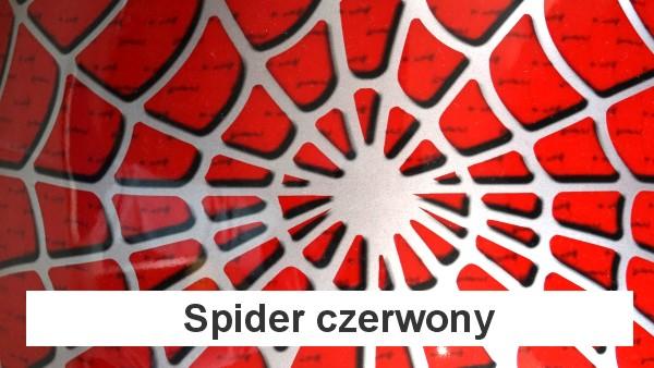 Kolor nadkola w hulajnodze VELEX - spider red