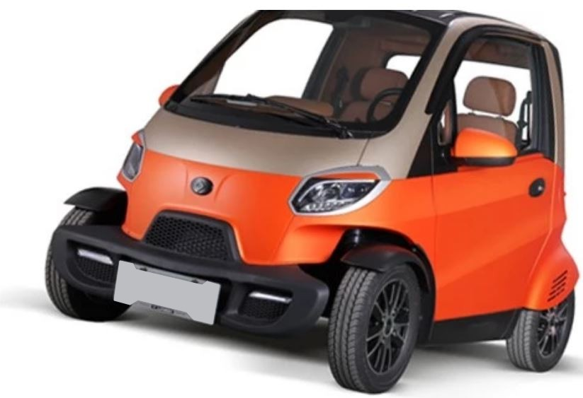 electric car NLIGHT