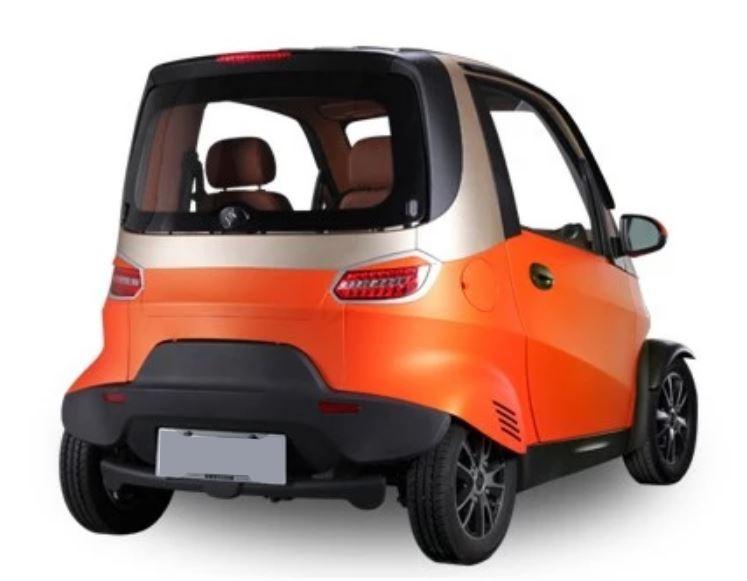 elektryczny samochód NLIGHT