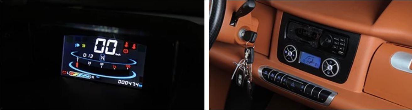 electric mini car NLIGHT