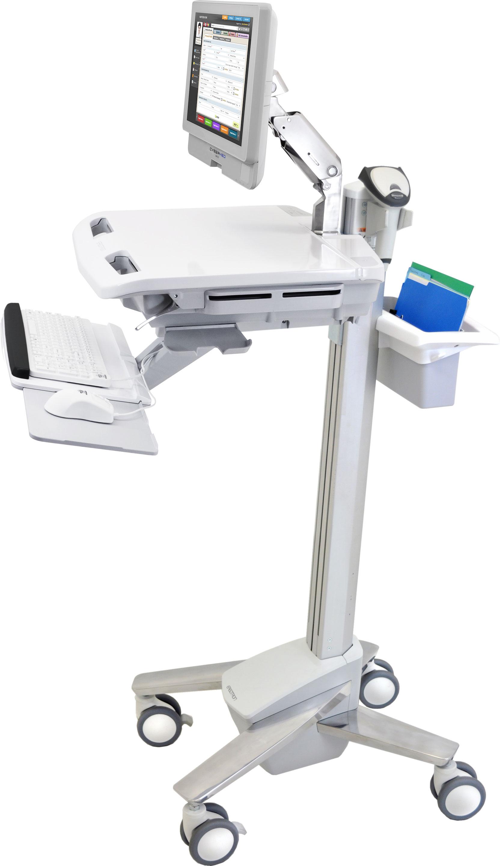 Wózek medyczny CyberMED CM-PHD DrawerP