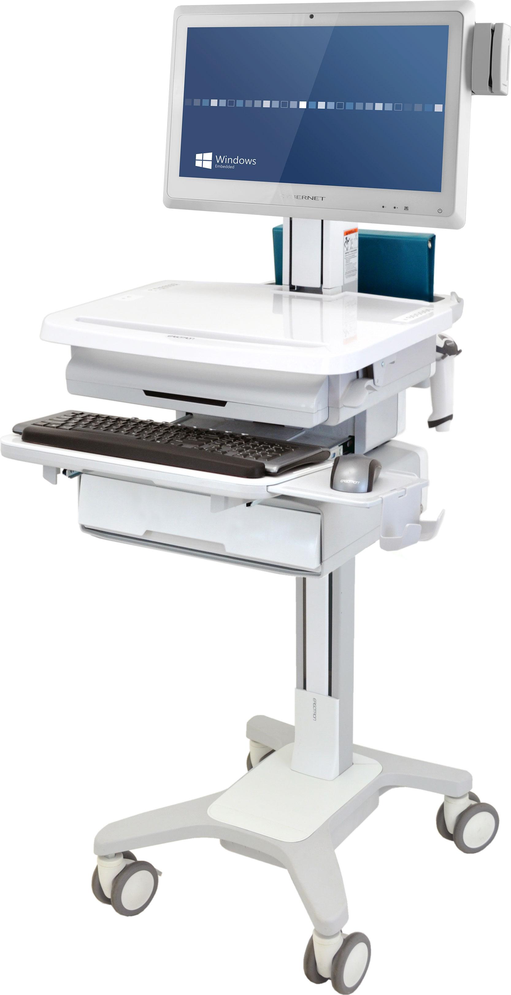 Wózek medyczny CyberMED CM-RX