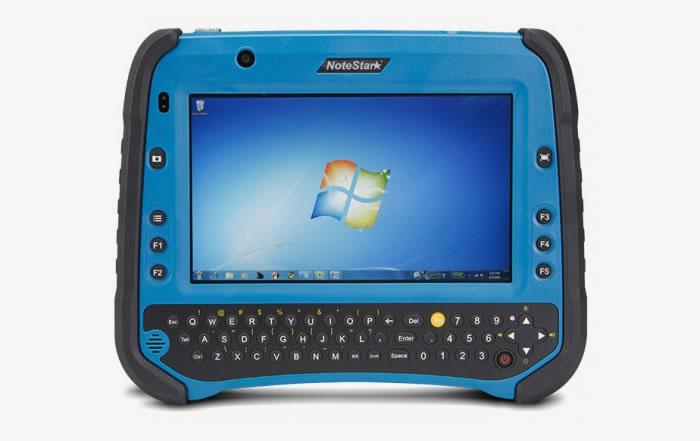 Test tabletu NoteStar TB9020 z klawiaturą QWERTY